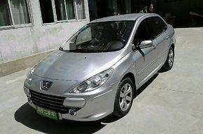 标致307 2010款 三厢 2.0L 手动舒适版