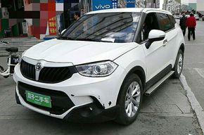 中华V3 2015款 1.5L 自动舒适型