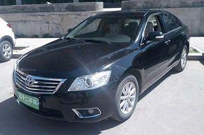 丰田凯美瑞 2012款 200G 经典豪华版