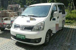 广汽吉奥星朗 2013款 1.5L 七座至尊型