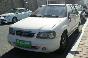 夏利 2010款 A+ 1.0L 两厢北京特供版