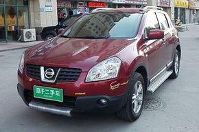 日产逍客 2008款 20S火 6MT 2WD