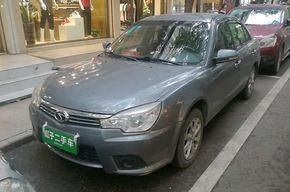 东南V3菱悦 2012款 改款 1.5L 手动幸福版