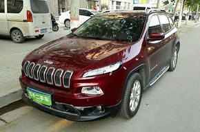 Jeep自由光 2016款 2.0L 优越版