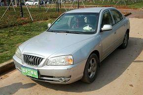 现代伊兰特 2005款 1.6L 手动标准型