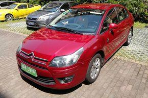 雪铁龙世嘉 2009款 三厢 1.6L 自动舒适型