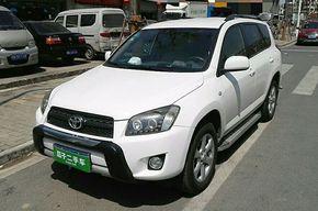 丰田RAV4 2011款 2.0L 自动经典版