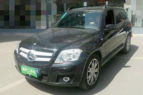 奔驰GLK级 2012款 GLK 300 4MATIC 动感型