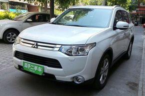 三菱欧蓝德 2014款 2.4L 四驱豪华超值版 5座(进口)