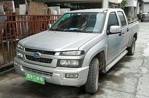 江淮瑞铃 2011款 2.4T 舒适型标双排4D25