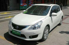 日产骐达 2011款 1.6L CVT豪华型