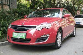 荣威550 2010款 550S 1.8L 自动启臻贺岁版