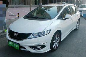 本田杰德 2016款 1.8L CVT豪华版 5座