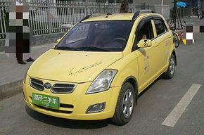 一汽威志V2 2010款 1.3L AMT旗舰型