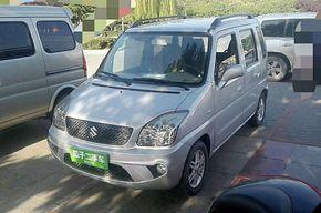 铃木北斗星 2010款 e  1.4L 手动STD标准型