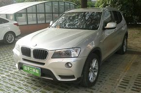 宝马X3 2012款 xDrive20i 豪华型(进口)