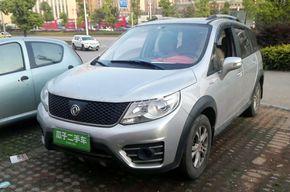 东风风行景逸X3 2014款 1.5L 豪华型