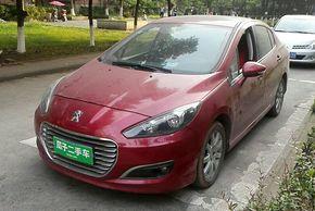 标致308 2013款 1.6L 自动优尚陈坤出色版