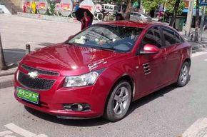 雪佛兰科鲁兹 2009款 1.6L SL MT