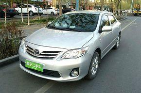 丰田卡罗拉 2011款 1.6L 手动GL