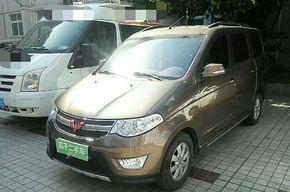 五菱宏光 2014款 1.2L S舒适型