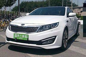 起亚K5 2012款 2.0L 自动DLX