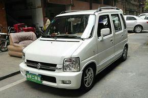 铃木北斗星 2013款 全能升级版 1.4L 手动标准型1