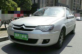 雪铁龙爱丽舍 2013款 三厢经典 1.6L 手动科技型