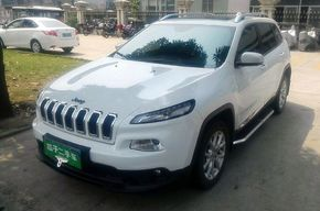 Jeep自由光 2014款 2.4L 都市版(进口)
