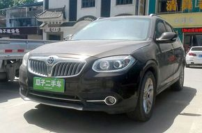 中华V5 2012款 1.5T 手动两驱运动型