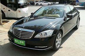 奔驰S级 2012款 S 300 L 商务型 Grand Edition(进口)