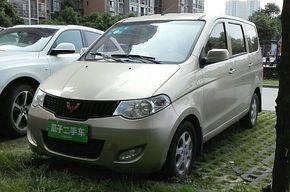 五菱宏光 2010款 1.2L 标准型
