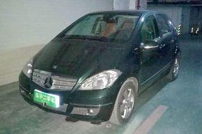 奔驰A级 2011款 A 160(进口)