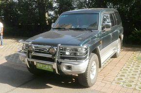 猎豹黑金刚 2009款 2.5T 柴油两驱