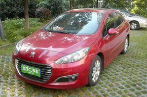 标致308 2012款 1.6L 自动风尚型