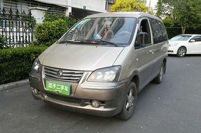 东风风行菱智 2012款 商用版 1.6L 特惠型