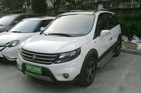东风风行景逸X5 2013款 1.8T 手动尊贵型