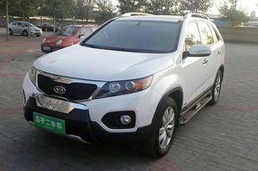 起亚索兰托 2012款 2.2T 柴油豪华版(进口)