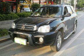 华泰圣达菲经典 2012款 2.0L 汽油手动两驱天窗版