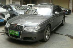 荣威750 2011款 1.8T 750D NAVI商雅版AT