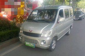 五菱之光 2010款 1.1L新版标准型I长车身LXA