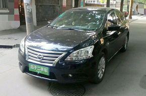 日产轩逸 2012款 1.6XL 手动豪华版