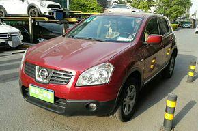 日产逍客 2010款 20X雷 CVT 2WD