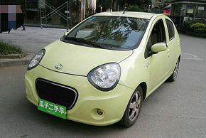 吉利熊猫 2011款 1.3L 手动舒适型Ⅱ