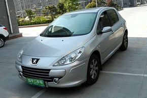 标致307 2012款 两厢 1.6L 自动舒适版