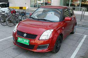 铃木雨燕 2014款 1.3L 手动标准型