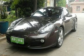 保时捷Cayman 2012款 Cayman Black Edition 2.9L