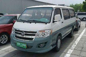 福田风景 2014款 2.0L快运经典型短轴版低顶4Q20M1