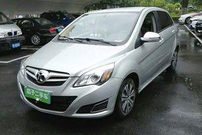 北京汽车E系列 2012款 两厢 1.3L 手动乐天版