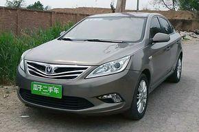 长安逸动 2013款 1.6L 手动尊贵型 国IV